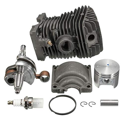 - Engine Motor STIHL MS250 Cylinder Piston Crankshaft Chain Saw For Stihl 023 025 MS230 MS25
