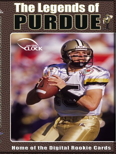 The Legends of the Purdue Boilermakers