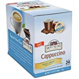 Grove Square Cappuccino Cups, French Vanilla, Single Serve Cup for Keurig K-Cup Brewers, 24 Count (Pack of 2) FlavorName: French Vanilla Size: 48-Count Home & Kitchen