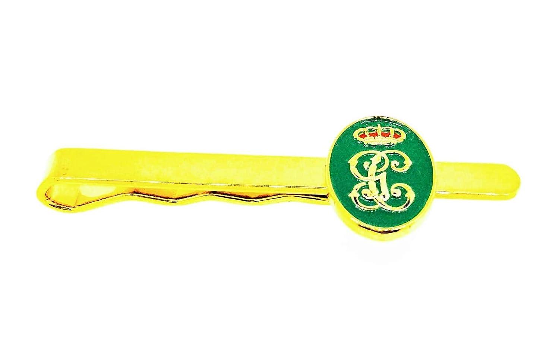 Gemelolandia Pasador de Corbata Escudo de la Guardia Civil Verde y ...