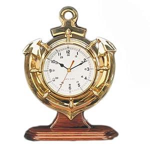 51Hcn86h3NL._SS300_ Nautical Themed Clocks
