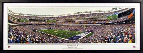 ny-giants-inaugural-win-at-metlife-stadium-panoramic-framed