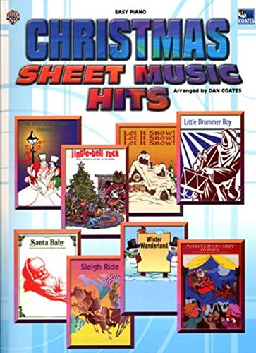 Christmas Sheet Music Hits pdf epub