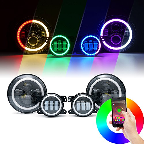 Led Halo Fog Lights in US - 8