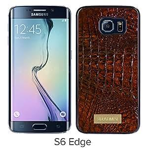Brahmin 01 Black New Customized Design Samsung Galaxy S6 Edge G9250 Case