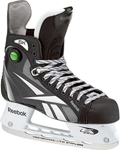 Reebok New 6K Pump Senior SK6KPG Ice Hockey Skates Goalie Size 6.5 D -
