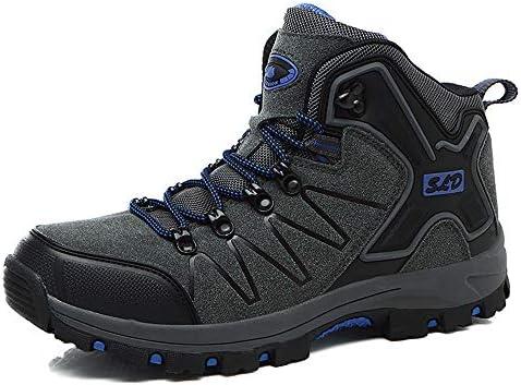 メンズハイキングシューズ通気性アウトドアトレッキングシューズスニーカー登山靴