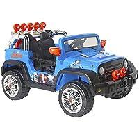 Avengers 4 x 4 12V Dynacraft Ride-On (Blue)