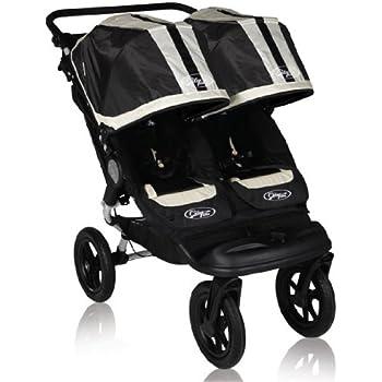 Amazon Com Baby Jogger City Elite Double Stroller Black
