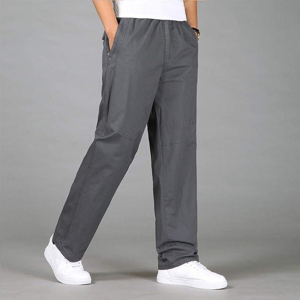 Geilisungren Pantalones Hombre Trabajo Pantalones Hombre Pantalón ...