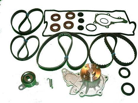 Amazon Com Timing Belt Kit Toyota Celica St 4afe 1 6l 1990 1991