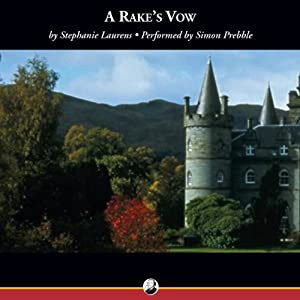 A Rake's Vow Audiobook