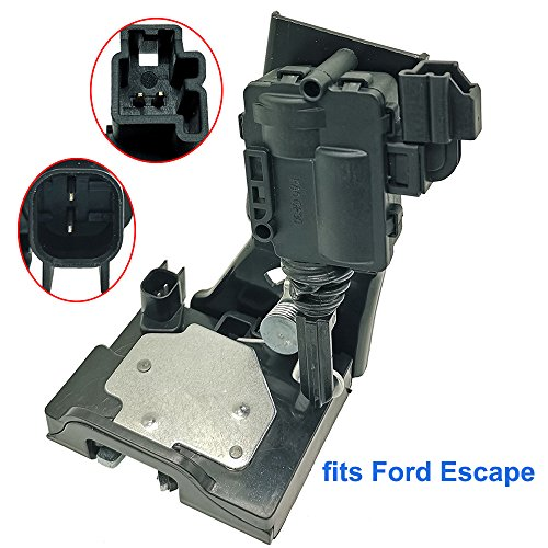 (Actuator Assembly Rear Hatch 937-663 Tailgate Lock Actuators Gates Lift Hatch 9L8Z7843150B Liftgate Latch Assembly for Ford 2012-09)