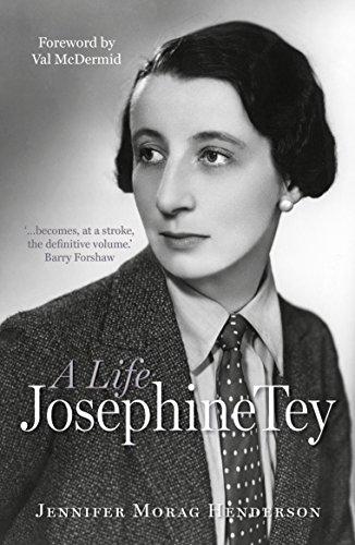 Josephine Tey: A Life (Sandstone Figure)