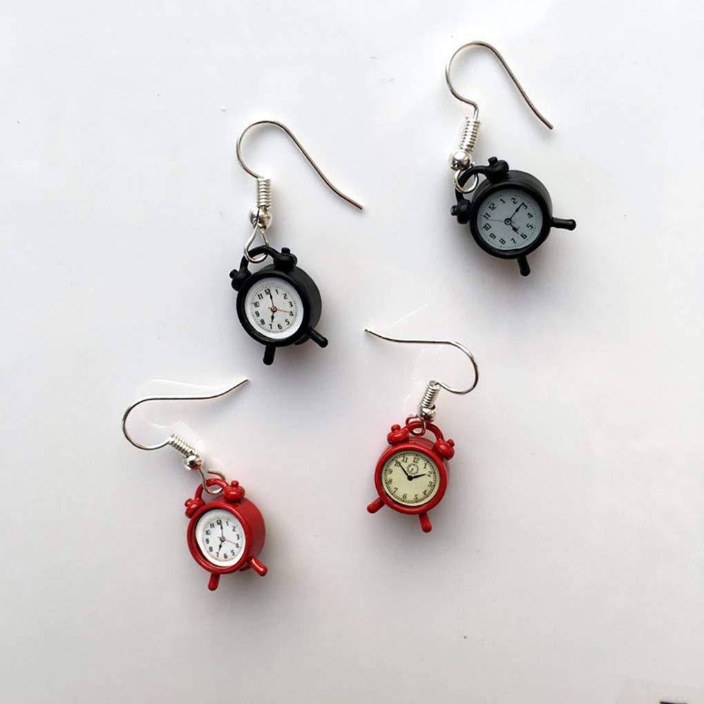 beIilan Alarma Historieta de Las Mujeres Mini 3D del Reloj ...