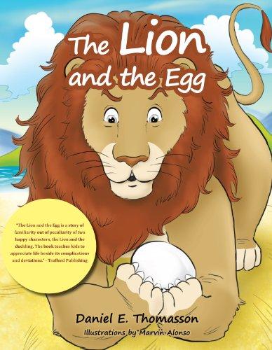 Lion Egg Daniel E Thomasson ebook product image
