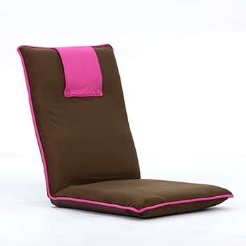 Longues MAZHONG Chaise De Meditation Soutien Dos Plancher Reglable Couleur