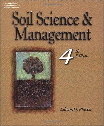 Soil Science & Management: Edward Plaster: 9780766839359: Amazon.com ...