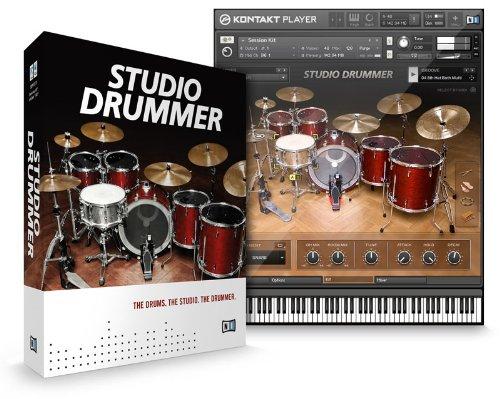 Native Instruments Studio Drummer (Sonor Sets Cymbals)