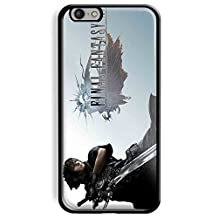 final fantaxy xv game poster for iPhone 6/6s Black case