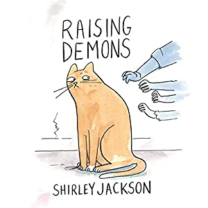Raising Demons Audiobook