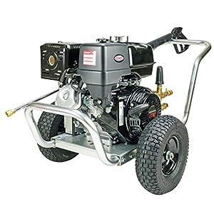 Simpson Aluminum Belt Drive ALWB60827 4200 psi at 4 GPM Honda GX390 Gas Pressure Washer