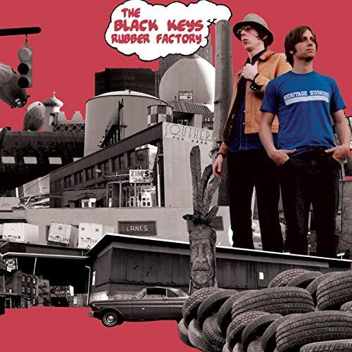 Rubber Factory [Vinyl] (Keys Black Vinyl)