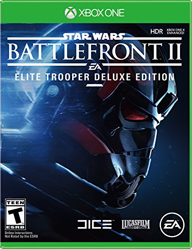 Star Wars Battlefront II Elite Trooper Deluxe (Large Image)