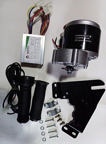 sarach store MY1016Z2 250W 24V Kit de Motor de Bicicleta eléctrica ...