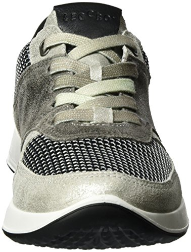 Amato Beige 24 Ghiaccio Sneakers Damen Legero B7qwdd