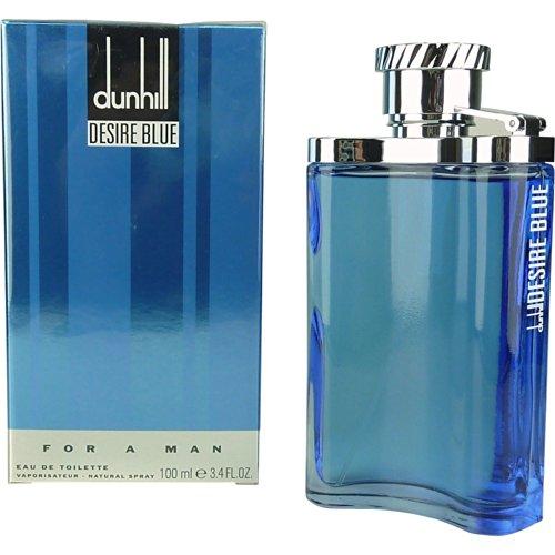 Blue Mens Discount Fragrance (Desire Blue By Alfred Dunhill For Men, Eau De Toilette Spray (3.4)