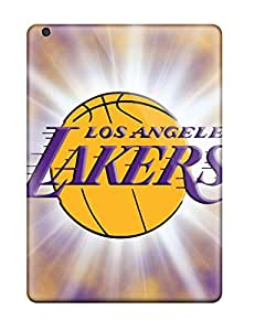 Awesome Design Los Angeles Lakers Nba Basketball (55) Hard Case Cover For Ipad Air