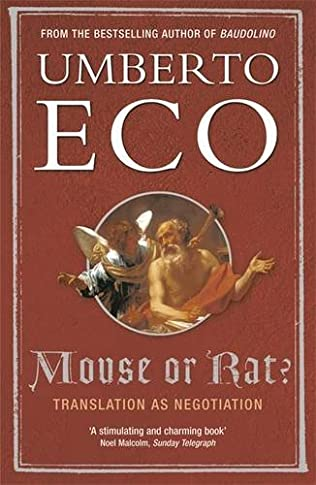book cover of Mouse or Rat?