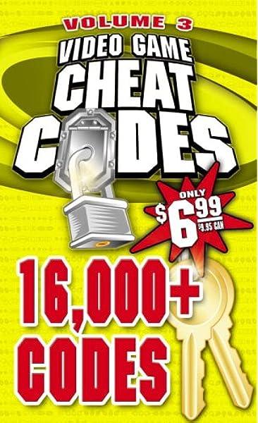 Video Game Cheat Codes Vol 3 Prima Games 9780761557203 Amazon Com Books