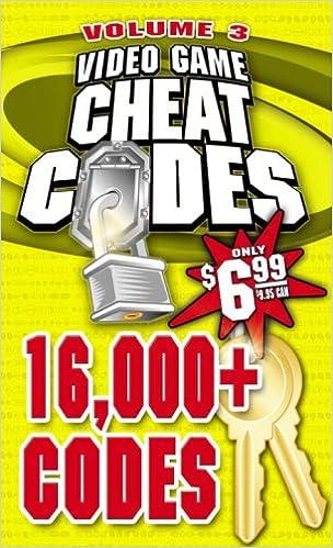 Games Cheat Code Book