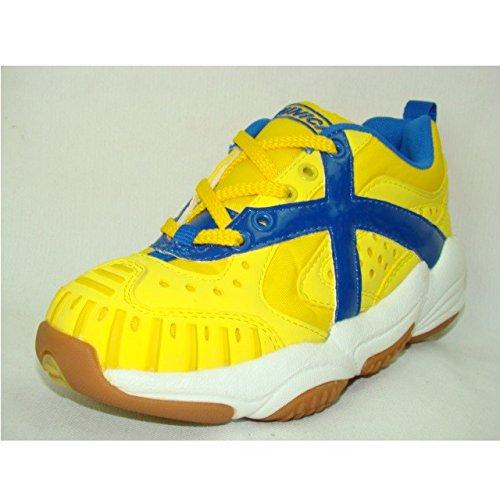 Munich Chaussures de handball XTR Extreme Amarillo Jaune/bleu