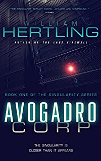 Avogadro Corp by William Hertling ebook deal
