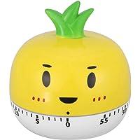 Temporizador de cocina, temporizador de cocción de tomate con reloj despertador, recordatorio de tiempo, contadores de…