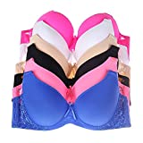 W L INTIMATES Plus Size Bra for Women Full Cup Large Size Support Everyday Bra 10020 42dd