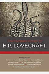 The Complete Fiction of H. P. Lovecraft (Chartwell Classics) Hardcover