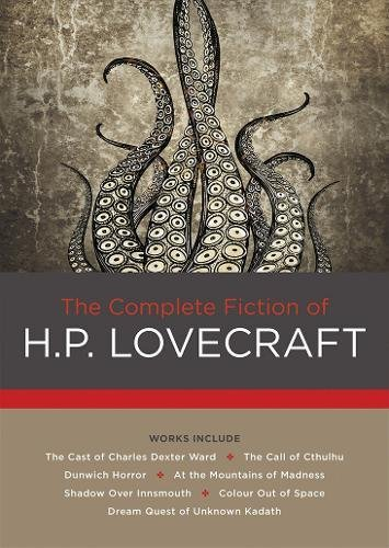 The Complete Fiction of H P Lovecraft Chartwell Classics