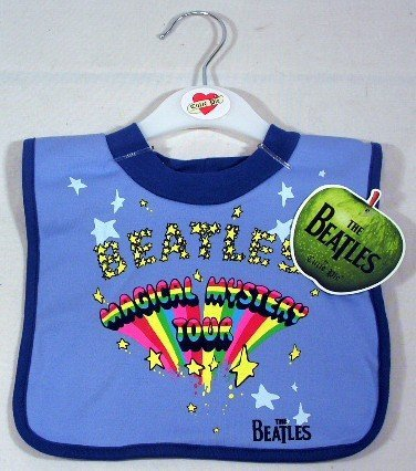 (The Beatles Magical Mystery Tour Bib)