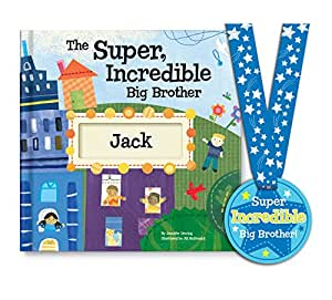 Amazon.com : Going to Be a Big Brother Gift, Newborn ...