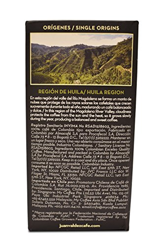 Juan Valdez Balanced Huila Drip Coffee, 50 Gram (Pack of 6) by Juan Valdez (Image #8)