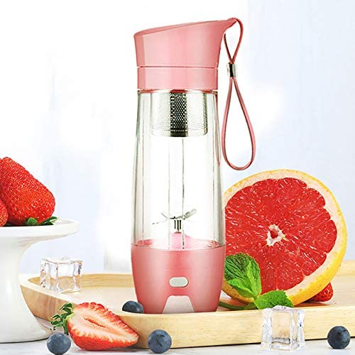 1 pc rechargeable presse-agrumes mixeur à glace mini électrique jus tasse portable presse-agrumes mixeur portable