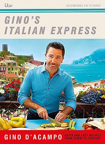 Gino's Italian Express by Gino D'Acampo