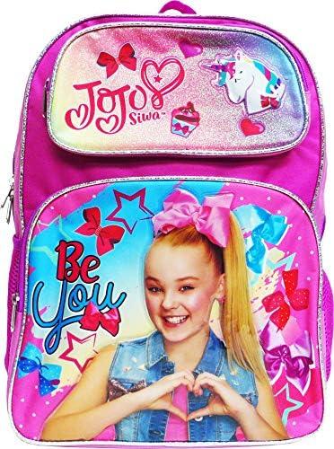 JoJo Siwa 16 inches Large Backpack