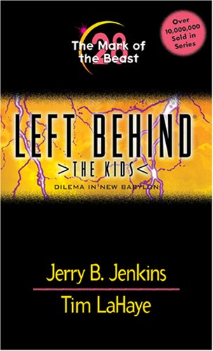 Read Online The Mark of the Beast: Witness Behind Bars (Left Behind: The Kids, No. 28) PDF