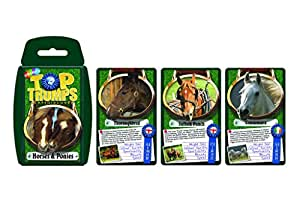 Amazon.com: Animals Top Trumps Card Game: Toys & Games