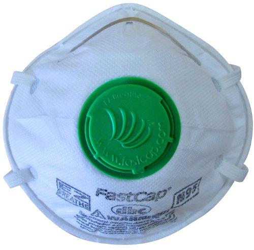 FASTCAP MXV 10PK Dust Masks, - 10 Painter